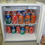 """Холодильник  с """"набитый"""" прохладительными напитками))))"""